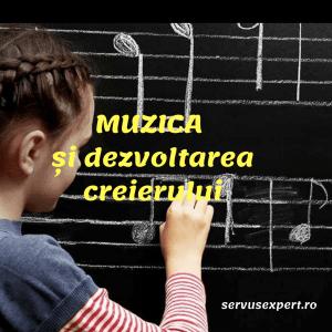 Educaţia muzicală şi creierul copiilor
