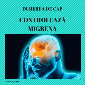MIGRENA: remedii pentru durere de cap