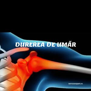 Durere de umăr - cauze, diagnostic, tratament