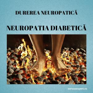 DIABET: Neuropatie diabetică - Ghid de tratament