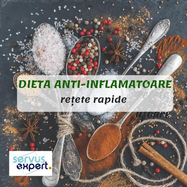 dieta antiinflamatoare