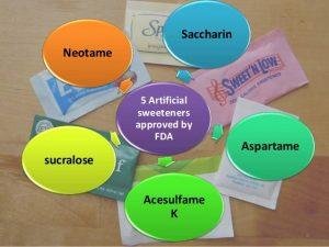indulcitori artificiali: beneficii sau riscuri