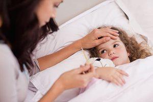 răceală și tuse la copii