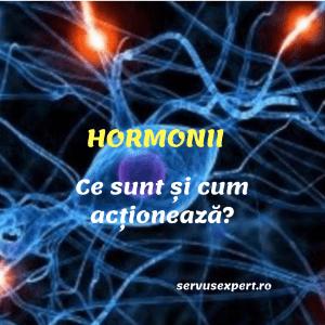 HORMONII - ce sunt și cum acționează?