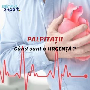 Palpitații - inima bate neregulat