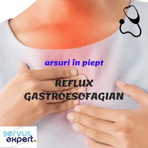 Reflux gastroesofagian: cauze, semne, complicații