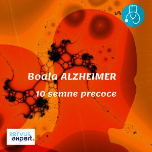 Boala ALZHEIMER: care sunt primele semne?