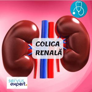 COLICA RENALĂ ( durere de rinichi ): cum scăpăm de pietre ?