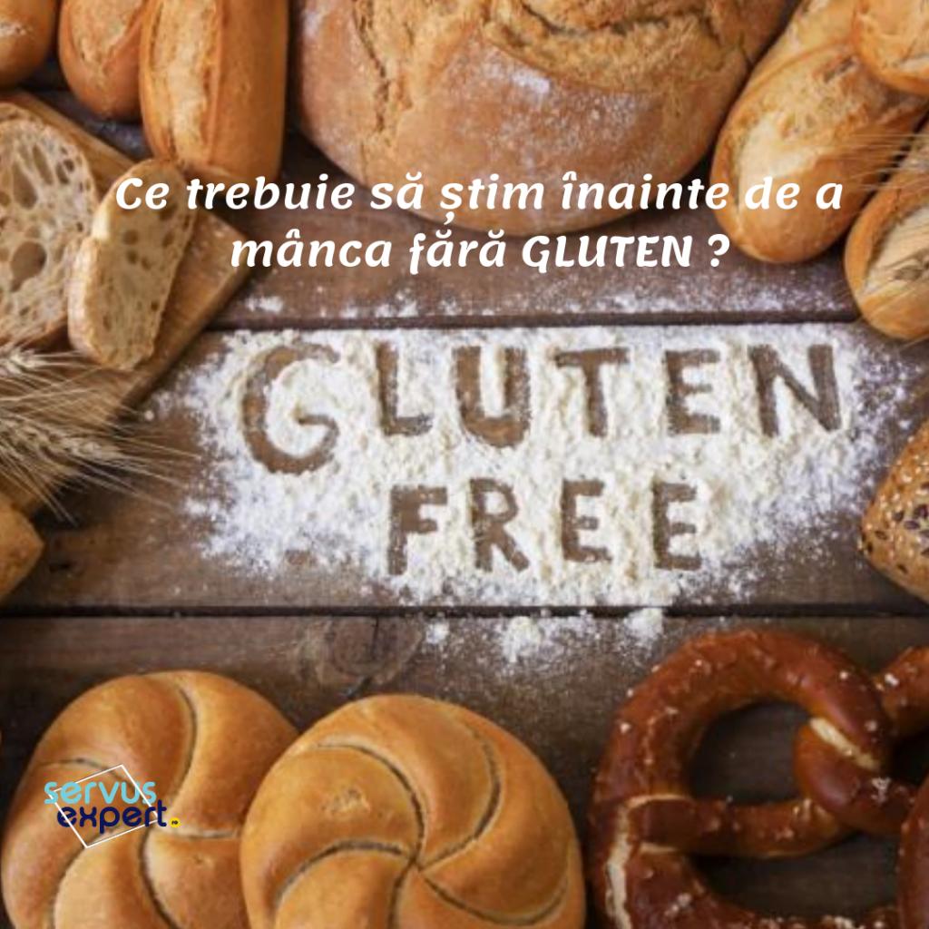 dieta fără gluten