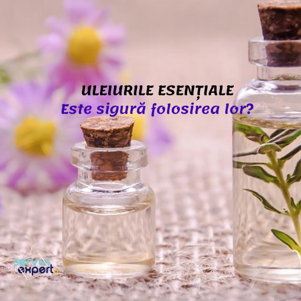uleiuri esențiale, aromaterapie