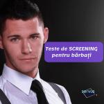 Teste de SCRENING pentru bărbați