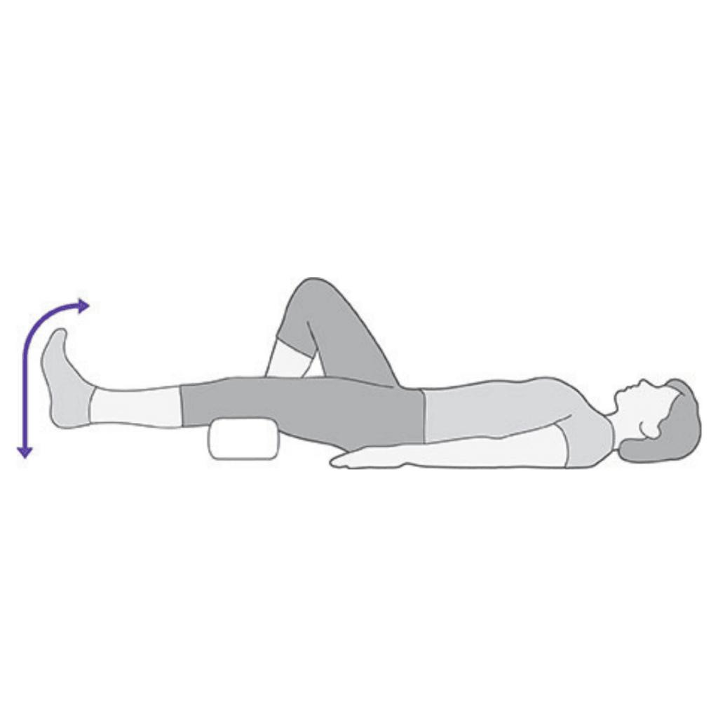 exerciții de durere la șold)