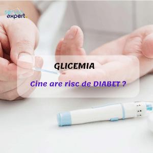 Valori normale: GLICEMIA. Cine are risc de diabet?