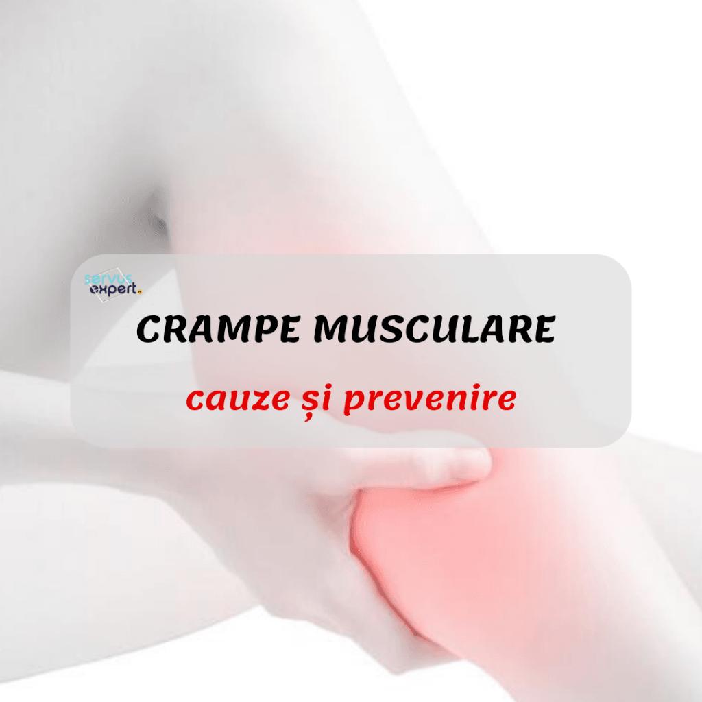 crampe musculare la picioare ( cârcei )