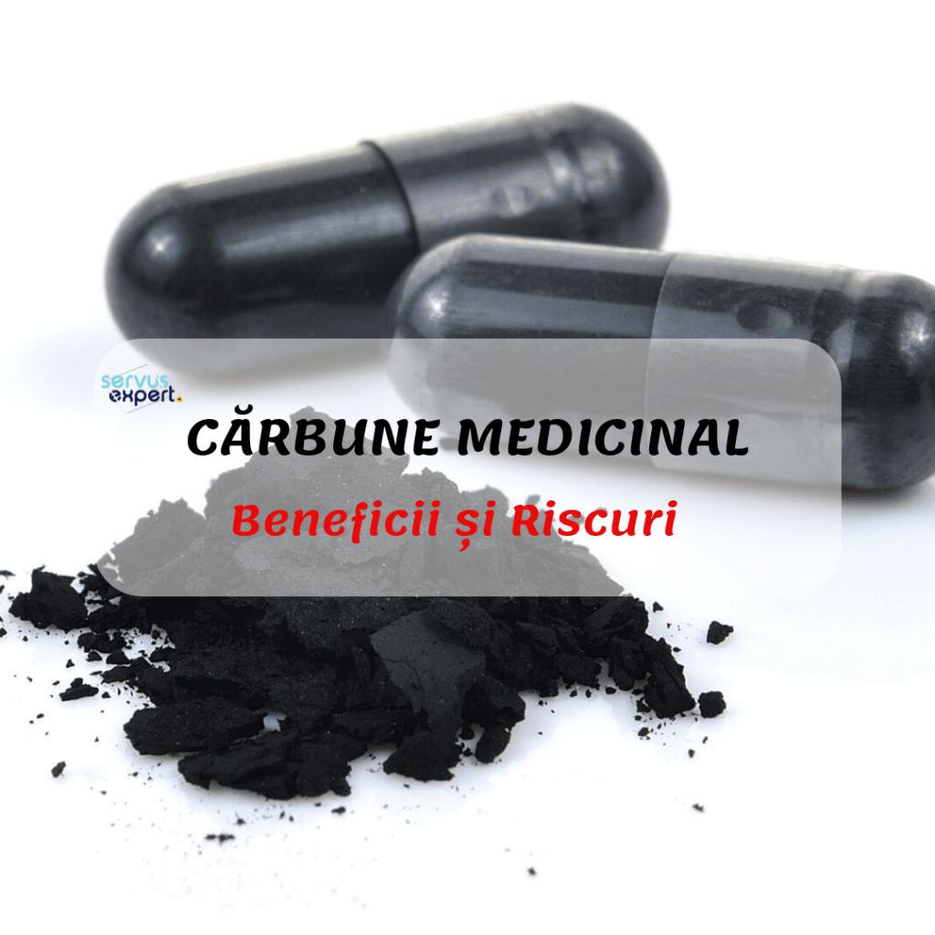 cărbune medicinal