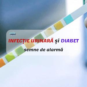 INFECȚIE URINARĂ și DIABET: semne de alarmă