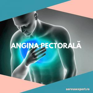 angina pectorală
