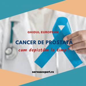 cancer de prostată: cum depistăm la timp?