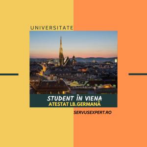 cum aplic la Universitate în Viena