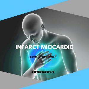 Infarct miocardic - Atac de cord. Cum prevenim eficient?