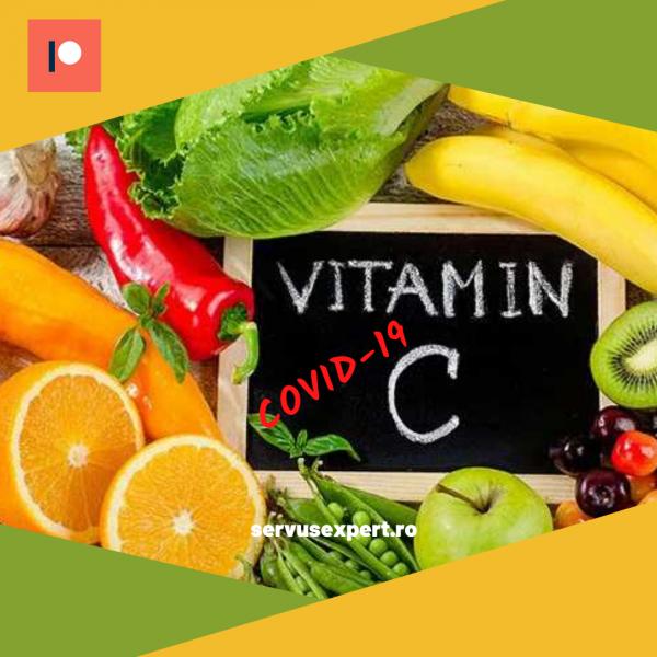 vitamina c în infecția cu coronavirus