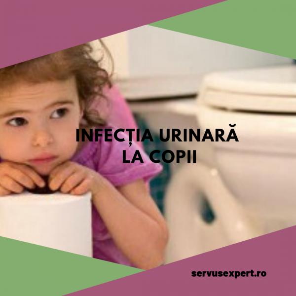 infecția urinară la copii: semne de alarmă