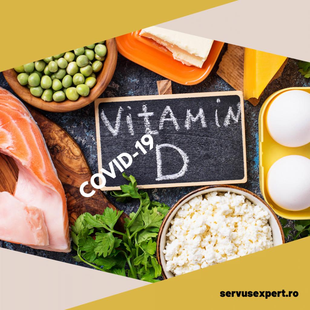 Vitamina D pentru COVID-19: este utilă?