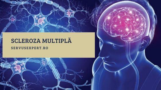 scleroza multiplă