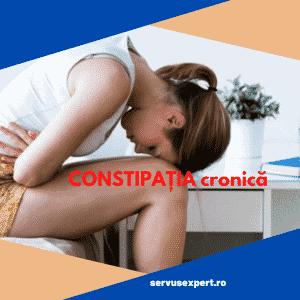 CONSTIPAȚIA CRONICĂ: cauze-prevenire-remedii eficiente