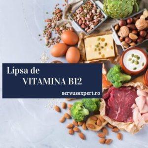 Lipsa de Vitamina B12 (cobalamina): cauze, semne, corecție