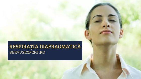 exerciții de respirat. Cum practicăm respirația diafragmatică