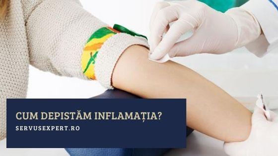 ce analize depistează inflamația: proteina C reactivă