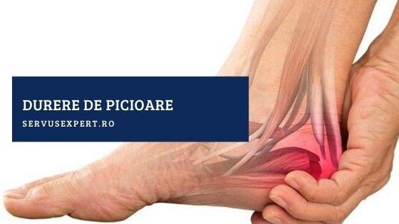 dureri de picioare de la genunchi in jos | Forumul Medical ROmedic