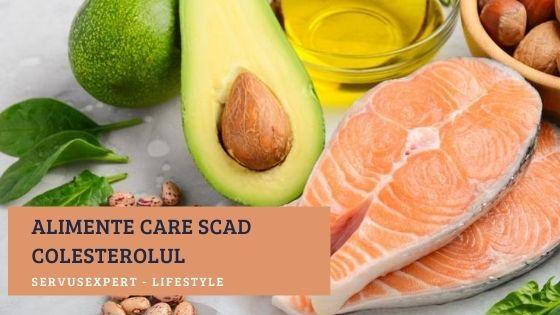 alimente care scad colesterolul