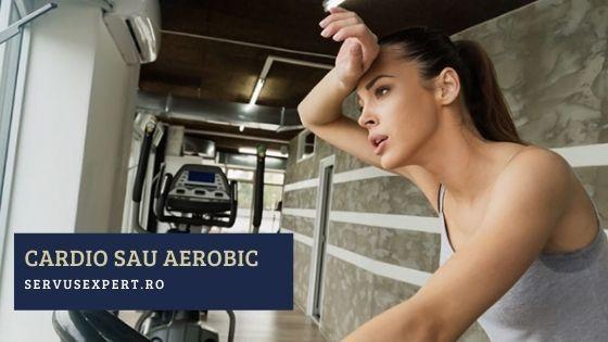 puls mare la cardio sau aerobic