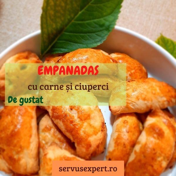empanadas cu carne
