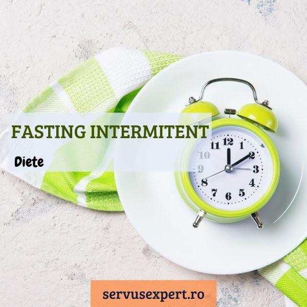 fasting intermitent