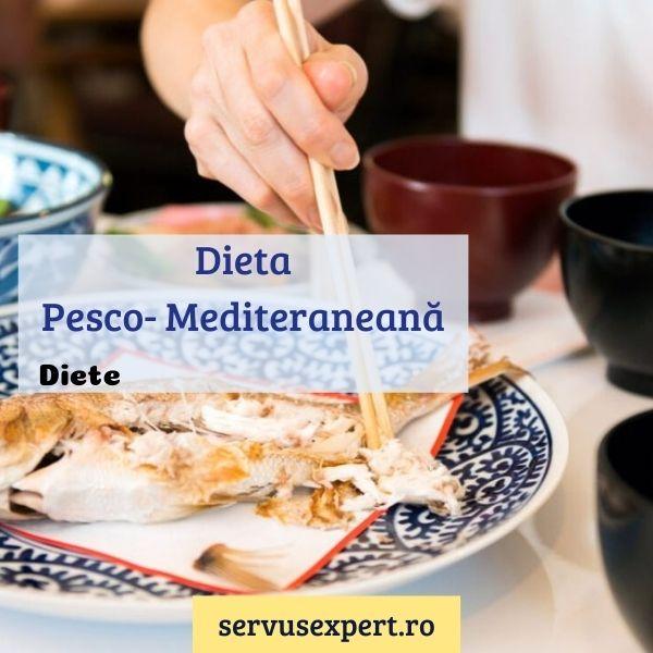 dieta pesco- mediteraneana