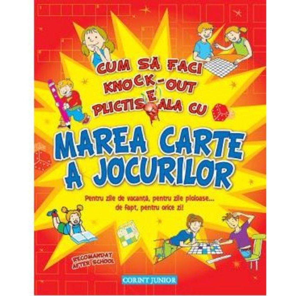 carte de jocuri pentru copii