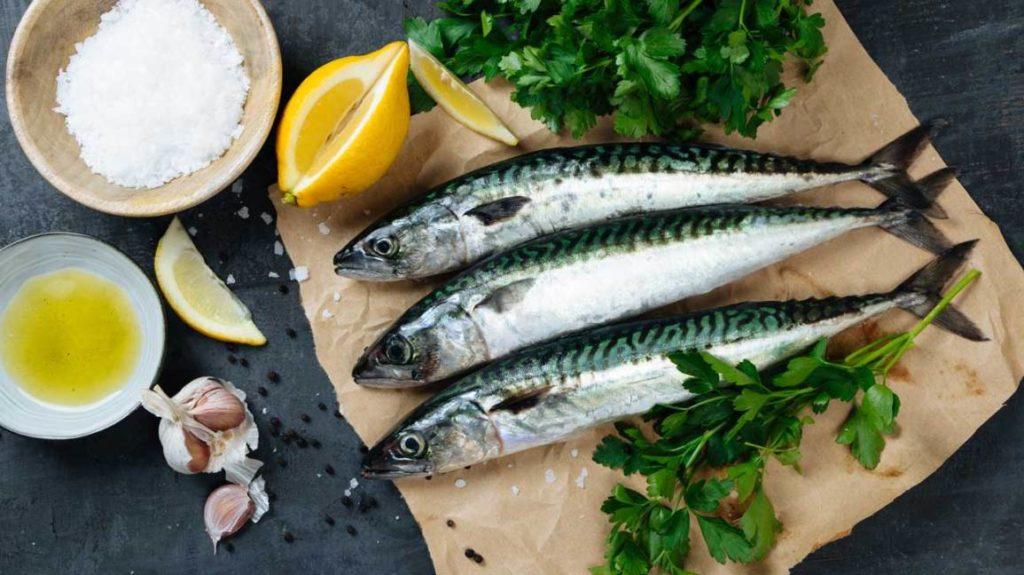 pește bogat in omega 3